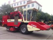 4YZ-4玉米收获机