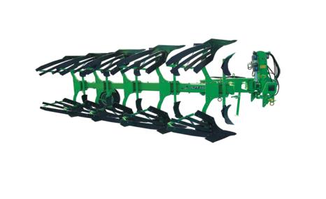 新疆牧神1LFT550调幅翻转双向犁