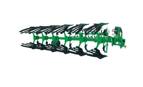 新疆牧神1LFT650翻转调幅犁