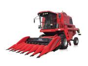 4YZT-7自走式玉米籽粒收获机