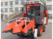 4YZP-2X自走式玉米收获机