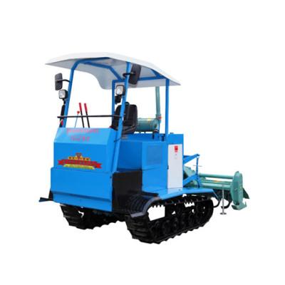 柳林1GZ60系列履帶式保護性聯合耕作機