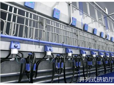國科誠泰并列式擠奶廳