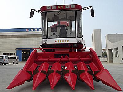 福格森4YZ-5(5500)玉米联合收割机