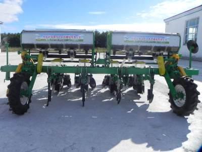 海輪王2BFJM-4免耕精密耕播施肥通用機