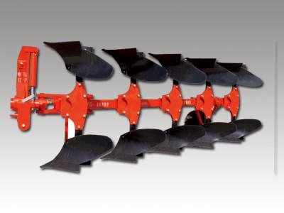辽宁现代1LF-435翻转式松翻两用犁