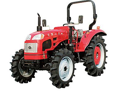 泰山600輪式拖拉機