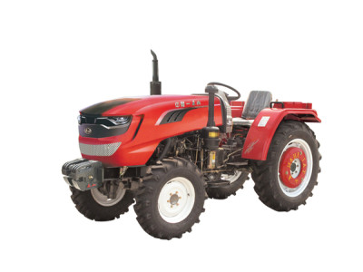 泰山TE454轮式拖拉机