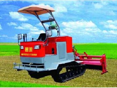 碧浪1GZ-250履帶自走式旋耕機