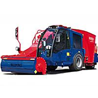 斯诺金1612搅拌车(紧凑型)12m3to20m3