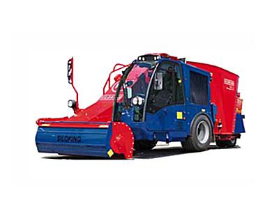 斯诺金1612自走式搅拌车(紧凑型)12m3to20m3