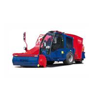 斯诺金1612搅拌车(紧凑型)12m³to20m³