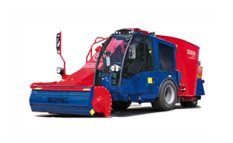 斯诺金1612自走式搅拌车(紧凑型)12m³to20m³