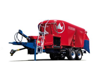 斯诺金1814/2218/3022牵引式双绞龙搅拌车(超豪华型)14m³-30m³