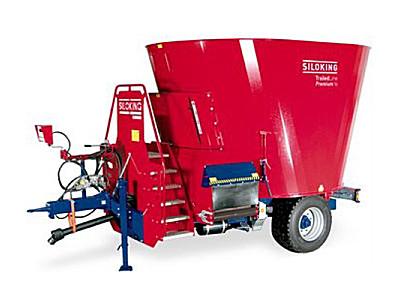 斯诺金牵引式搅拌车(豪华型)9m3-14m3