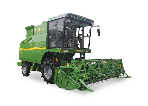 中联谷王TC80小麦收割机