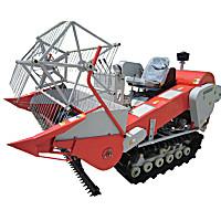 蒼溪4LZ-1.0小型收割機