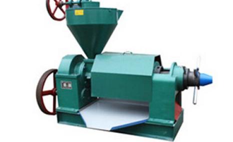 公乐95-10型螺旋榨油机