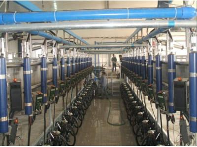 北京華威都擠奶機成套設備系列