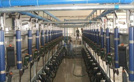 北京华威都挤奶机成套设备系列