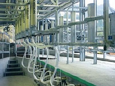 优利农 9JNT-ZZS-1×16-16挤奶机