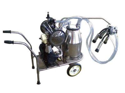 泰安意美特9JNW-Ⅰ真空移动式挤奶机
