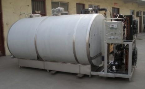 河南新東9LG-8A冷藏罐
