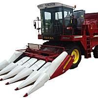 東金戈梅利4YZQ-5玉米收獲機