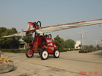 安徽江淮重工3WZ-250-2000LT自走式喷杆喷雾机