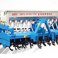 潔瀾2BFG-14(10)(230)旋耕施肥播種機