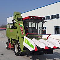 科沃豐4YZ-3A自走式三行玉米收獲機