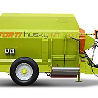 国科诚泰Husky MT90卧式牵引式TMR饲料制备机