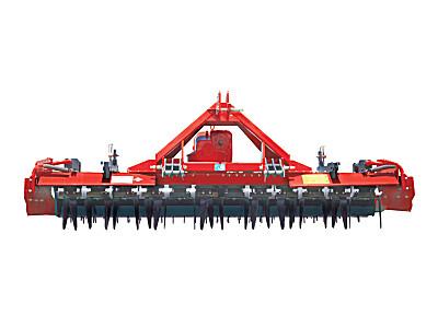 新疆牧神1BX-4动力旋转耙