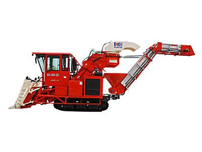 科利亚4GZ-91型履带式甘蔗联合收割机