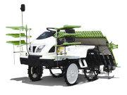 2ZK-6水稻插秧机