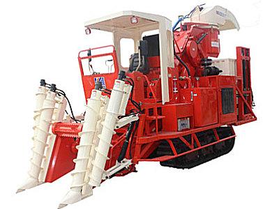 科利亚4GZ-56自走式履带甘蔗联合收割机