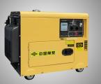常柴單缸風冷CCFD系列發電機組