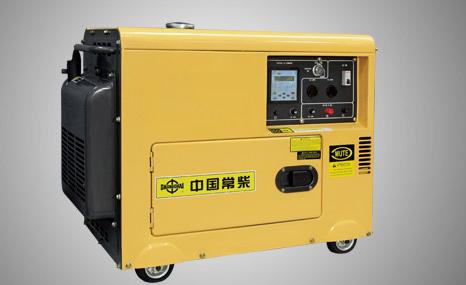 常柴单缸风冷CCFD系列发电机组