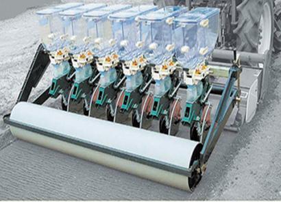威迪2BZ-4旋耕播種施肥機