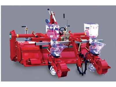 威迪2BZ-6旋耕播种施肥机