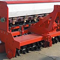 威迪2BZ-8旋耕播種施肥機
