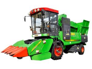 中收4YZ-4F自走式玉米收获机