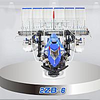 五菱柳機2ZB-6水稻缽形毯狀秧苗插秧機