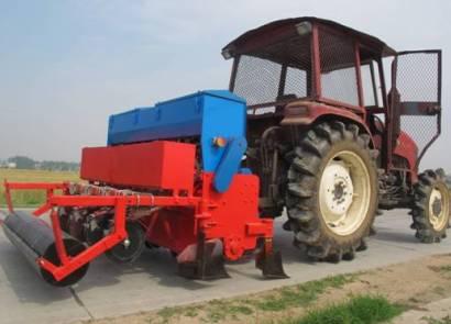 黃鶴2BYM-12油菜小麥兼用聯合播種機