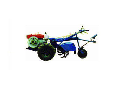 黄鹤121型手扶拖拉机
