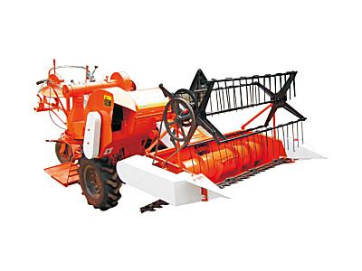 黄鹤牌4L-06型稻麦联合收割机