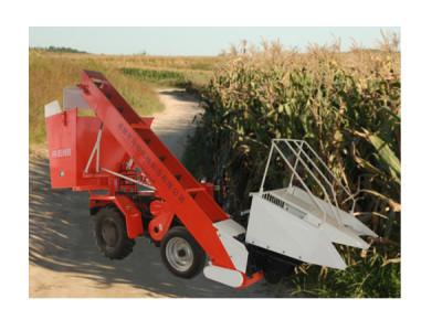 刚毅4YW-2玉米收割机