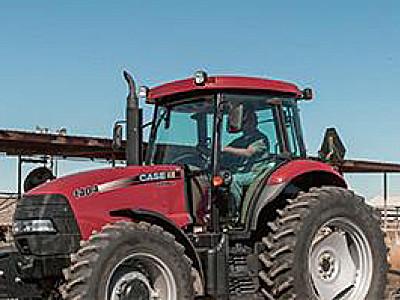 凯斯Farmall 1254拖拉机