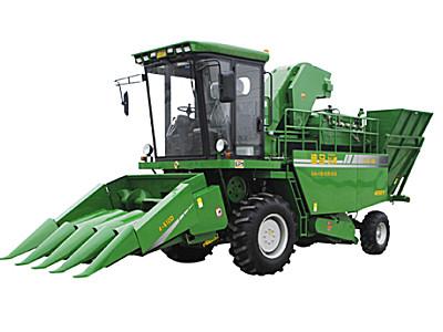 迪馬4168Y玉米收割機