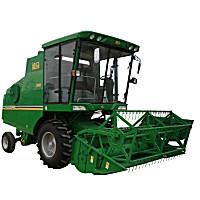 迪马3288自走式小麦收割机